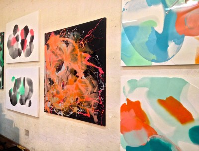 Tusk Gallery 'Shake The Kaleidoscope' Exhibition